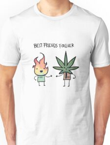 Best Friends Forever Unisex T-Shirt