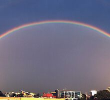 Rainbows by Pierre