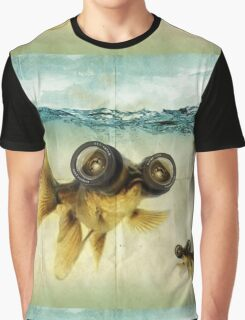 Lens eyed fish Graphic T-Shirt
