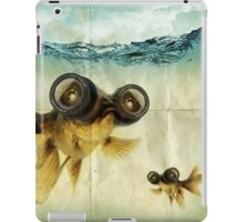 Lens eyed fish iPad Case/Skin