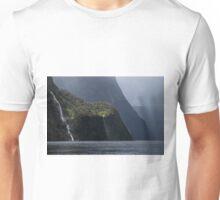 Milford Sound Weeps _ New Zealand Unisex T-Shirt