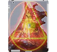 alien invasion iPad Case/Skin