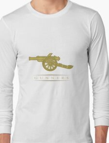 Gunner Arsenal Long Sleeve T-Shirt