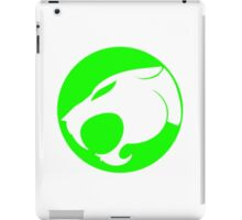 THUNDERCATS GREEN iPad Case/Skin