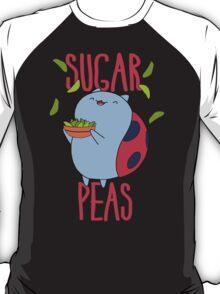 bravest warriors catbug sugar peas tshirt T-Shirt