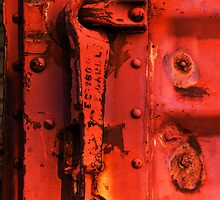 The Red Latch by Lisa G. Putman