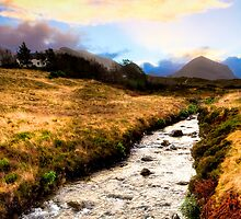 Faery Lands - Isle of Skye by Mark Tisdale