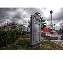 Gateshead International Stadium Photographic Print