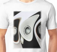 Coffee Swirl Unisex T-Shirt