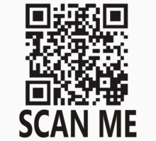 Scan me, shirt gag! by tenroseshipper