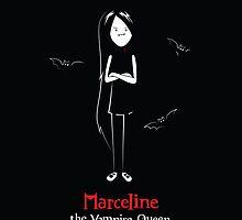 Marceline the Vampire Queen by Corinna Djaferis