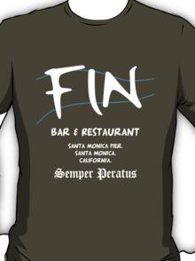 Fin, Bar & Restaurant - Sharknado - V2 T-Shirt
