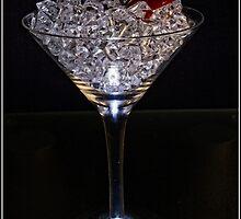 Diamond Martini with Chili - 3 by Wolf Sverak