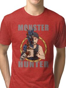 Hunter's Life (Matthew Custom) Tri-blend T-Shirt