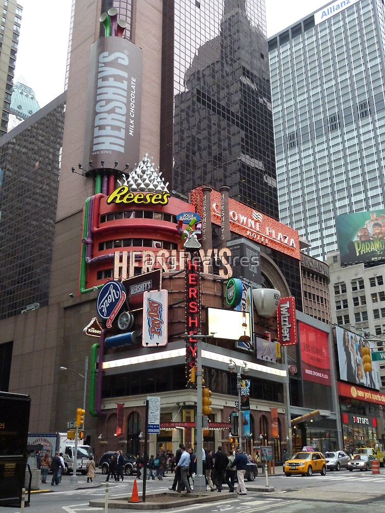 Hershey's by FangFeatures