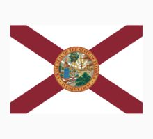 Florida State Flag Kids Clothes