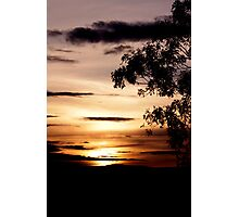 Tranquil Dusk No. 1 Photographic Print