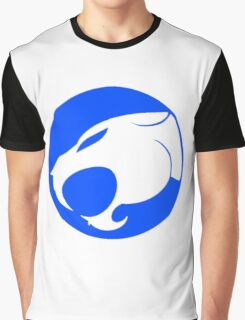 THUNDERCATS INDIGO BLUE Graphic T-Shirt