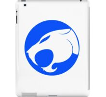 THUNDERCATS INDIGO BLUE iPad Case/Skin