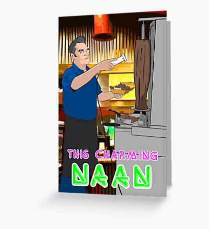 This Charming Naan Greeting Card