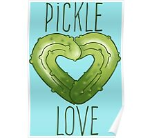 Pickle Love Poster