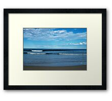 Beautiful Surf #3 Framed Print