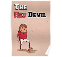 The Red Devil Poster