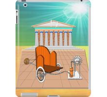 1st century Greek Pumping Station iPad case iPad Case/Skin