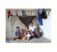 """""""make poverty history"""" - hacer probreza historia Art Print"""