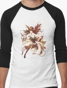 Kantai Collection [ Kongou! ] Men's Baseball ¾ T-Shirt