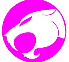 THUNDERCATS HOT PINK by SourKid
