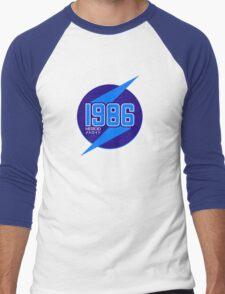 1986 Men's Baseball ¾ T-Shirt