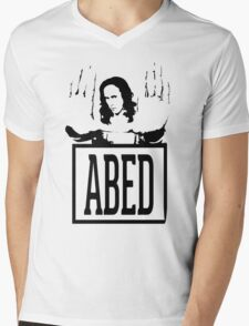 ABED - META Mens V-Neck T-Shirt