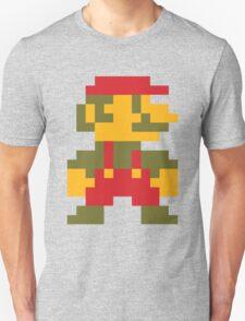 8 bit Mario V.2 Unisex T-Shirt