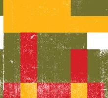 8 bit Mario V.1 Sticker