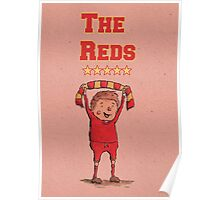 The Reds Poster