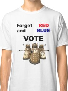 Vote Dalek! Classic T-Shirt