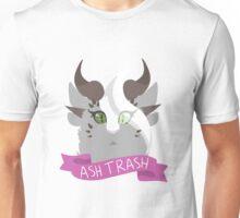 Ash Trash - Minimalistic Charr Unisex T-Shirt
