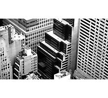 stacked towers Photographic Print