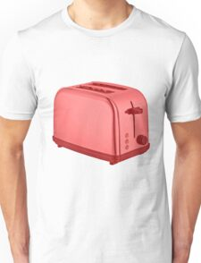 Red Toaster Unisex T-Shirt