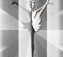 Origami - Swan by Paulway Chew