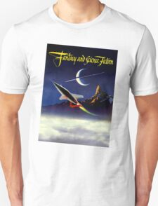 Fantasy & Science Fiction Fan T-Shirt