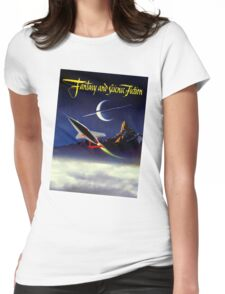 Fantasy & Science Fiction Fan Womens Fitted T-Shirt