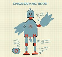 CHICKENVAC 3000 by nealcampbell