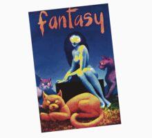 Fantasy Fan by sashakeen
