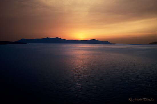 Sunset in Greece  [FEATURED] by John44