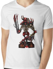 Slaughter Machine Mens V-Neck T-Shirt