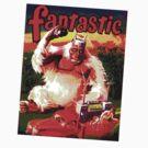 Fantastic Monkey Love Fan by sashakeen