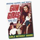 Gang Deb Gun Girls  by sashakeen