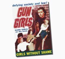 Gang Deb Gun Girls  T-Shirt